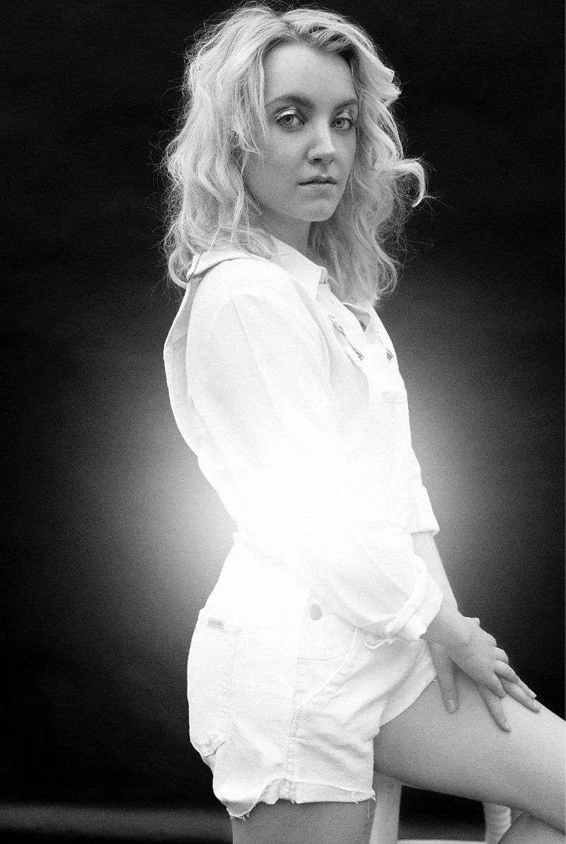 Evanna Lynch PhotoShoot For El Film Magazine 2020 HD
