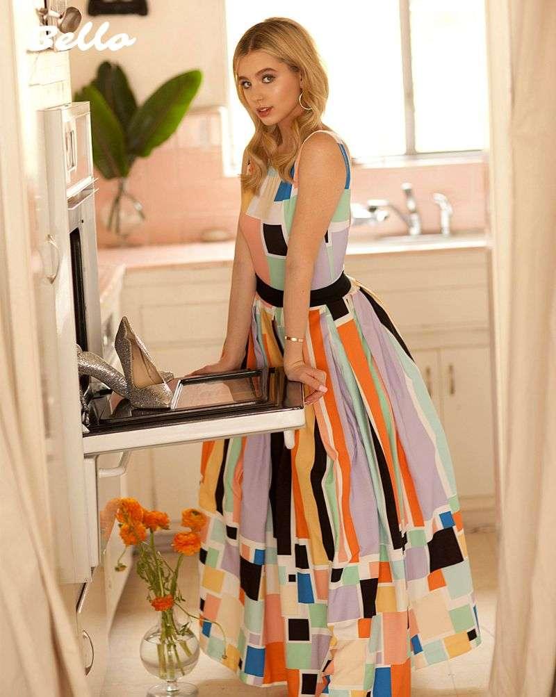 Lilia Buckingham Hot Tijana Vukovic photoshoot for Bello Magazine HD