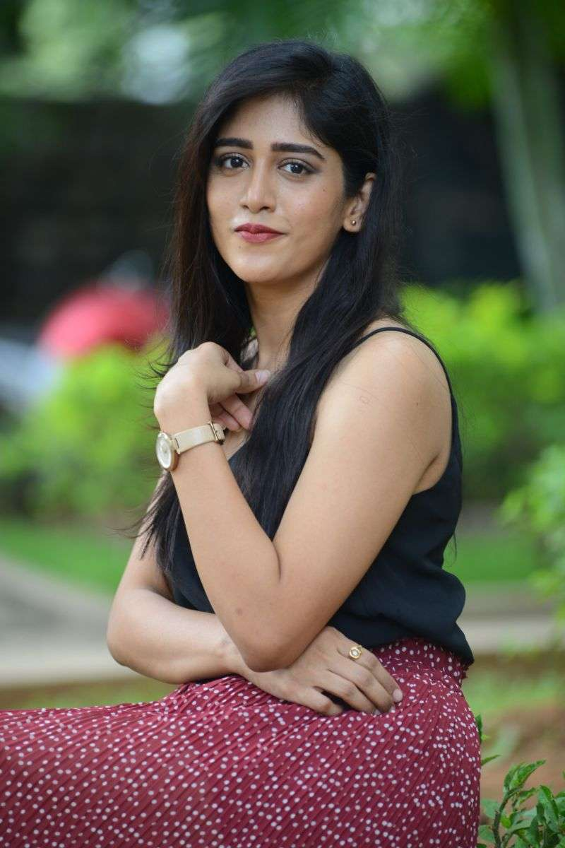 Chandini Chowdary Hot Photo stills from colour photo Press meet HD