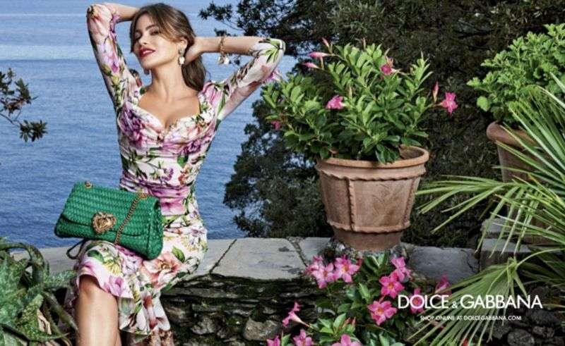 Sofia Bergara Hot PhotoShoot For Dolce & Gabbana 2020 HD
