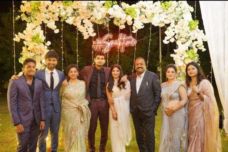Akash Sneha Wedding Images Press Release HD