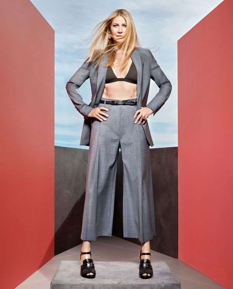 Gwyneth Paltrow PhotoShoot For Town & Country Magazine 2020 HD