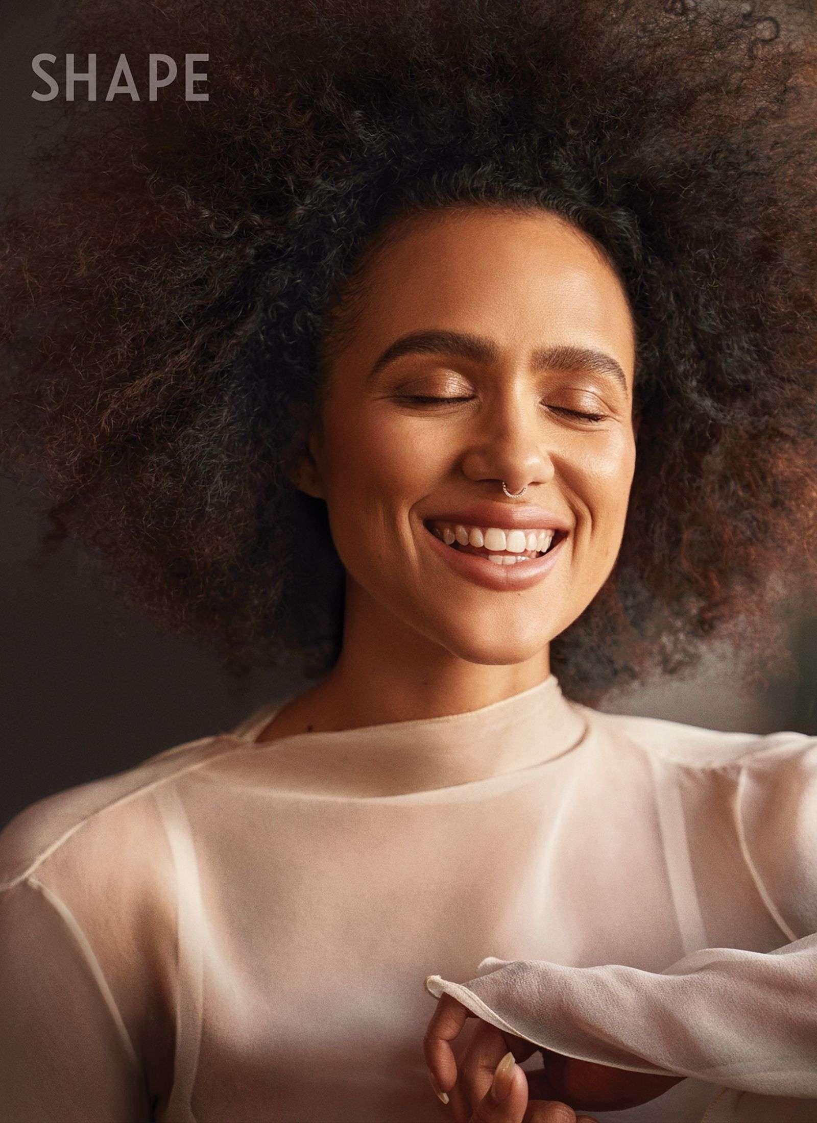 Nathalie Emmanuel Hot PhotoShoot For Shape 2020 HD