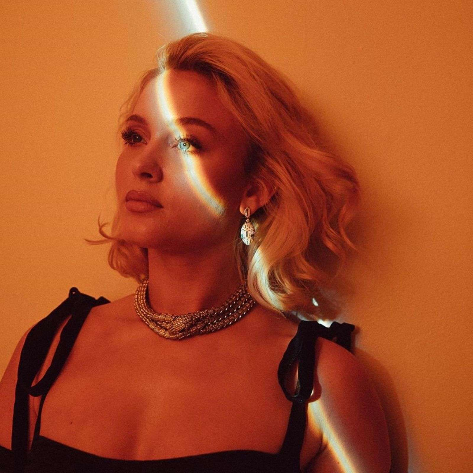 Zara Larsson PhotoShoot For Like It Is Promos 2020 HD