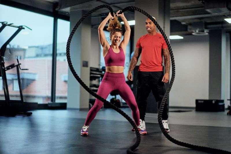 Vanessa Mai Hot Photos Fitness First Germany 2020 HD