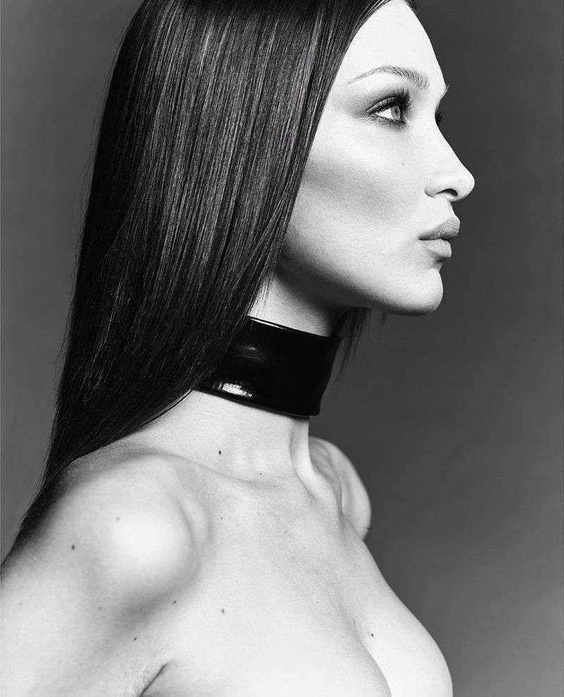 Bella Hadid PhotoShoot For Vogue (Korea) 2020 HD