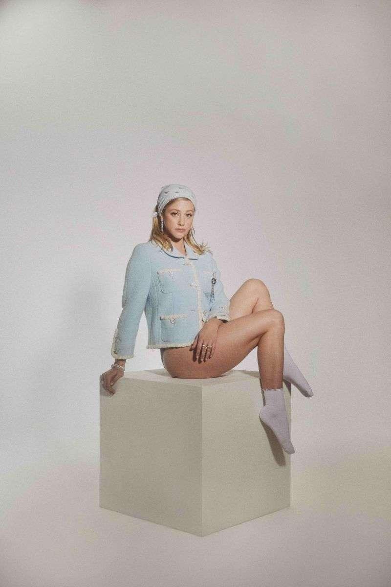 Lili Reinhart PhotoShoot For L'Officiel USA 2020 HD