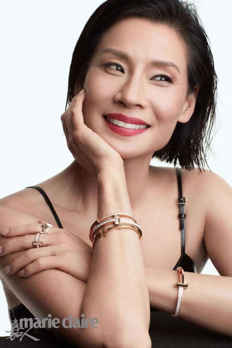 Lucy Liu PhotoShoot For