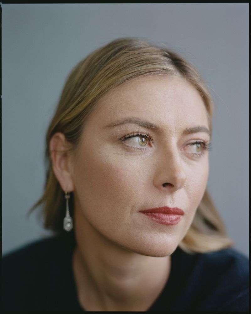 Maria Sharapova PhotoShoot For New York Times 2020 HD