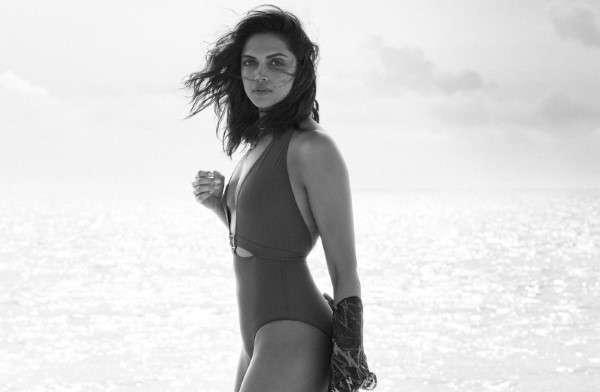Deepika Padukone Hot Photo Shoot For Elle Magazine (India) 2020