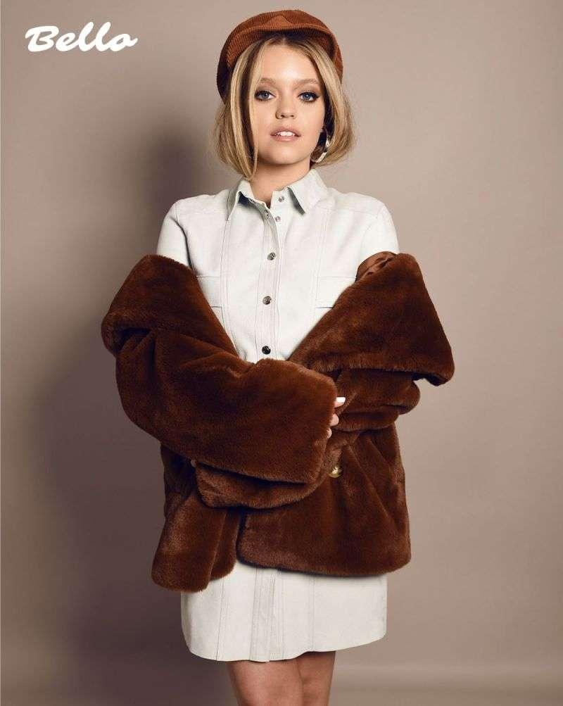 Jade Pettyjohn PhotoShoot Gallery For Bello Magazine 2020 HD