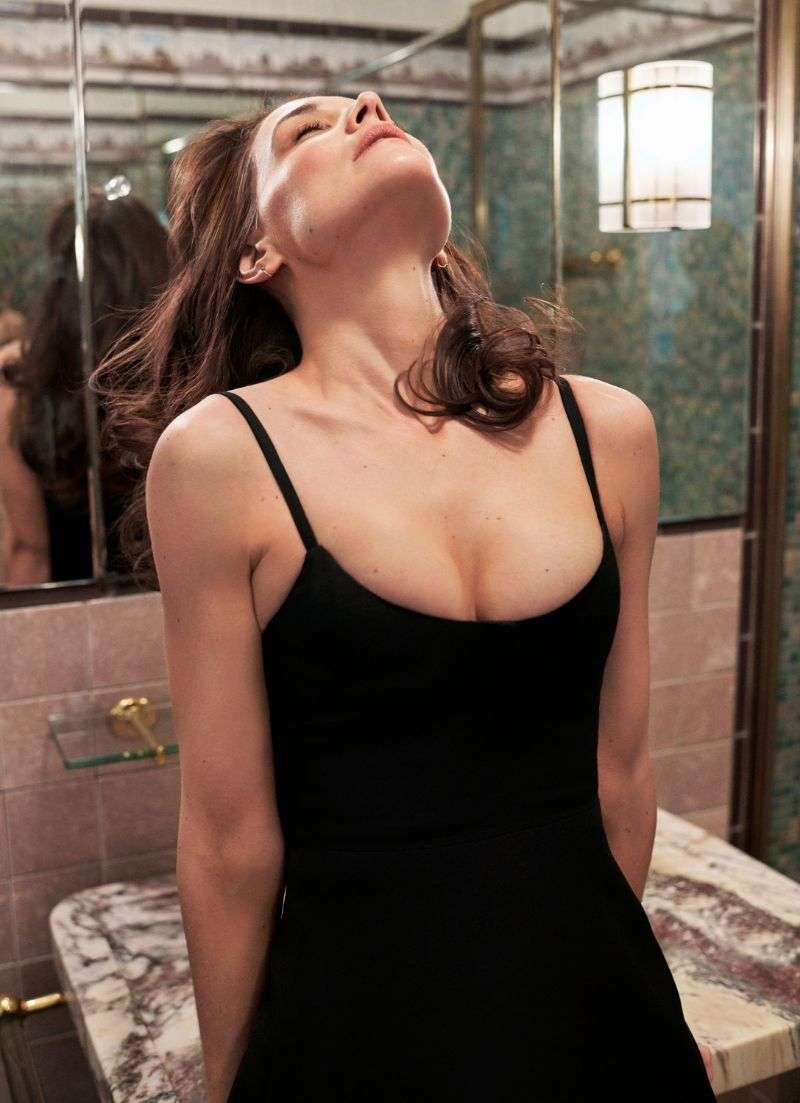 Katie Holmes Hot Photo Shoot Pics For InStyle magazine 2020 HD
