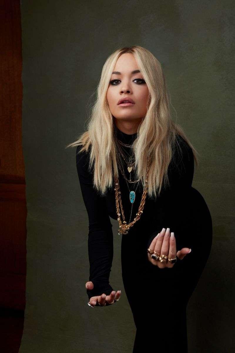 Rita Ora PhotoShoot Pics For STEPHEN BUSKEN HD