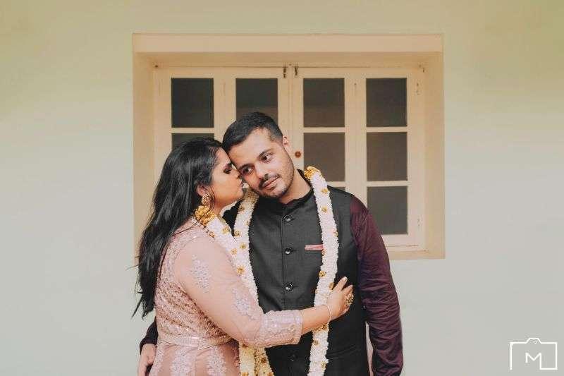 Actress Vidyullekha Roka Engagement Photos HD