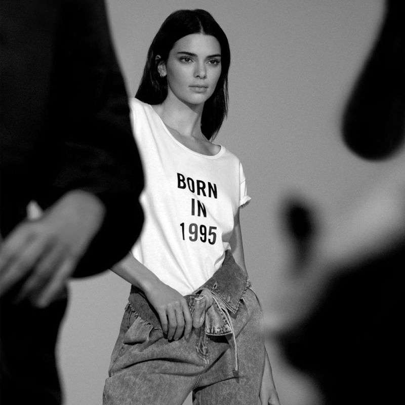Kendall Jenner Hot Images From Liu Jo Campaing 2020 HD