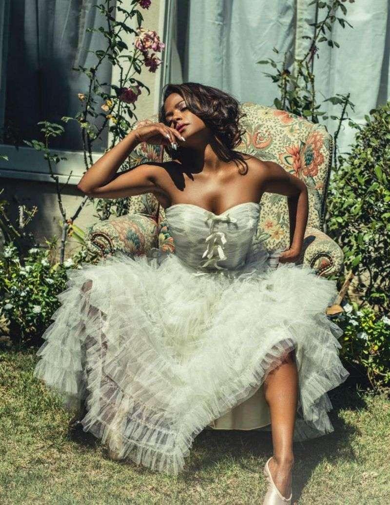 Christina Milian Hot PhotosShoot For Modeliste Magazine 2020