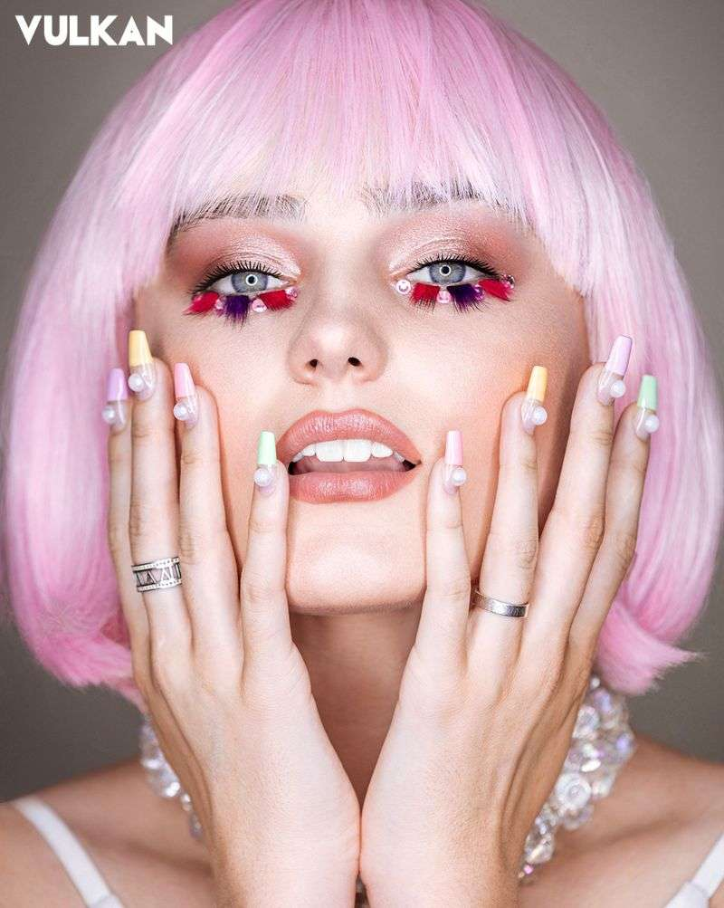 Meg Donnelly - Brett Erickson photoshoot for Vulkan Magazine 2020 HD