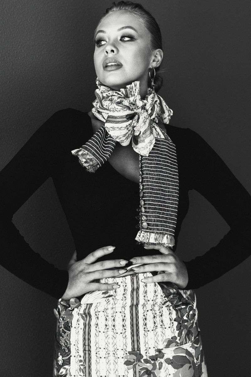 Olivia Deeble - Julian Rinaldi photoshoot Pics 2020