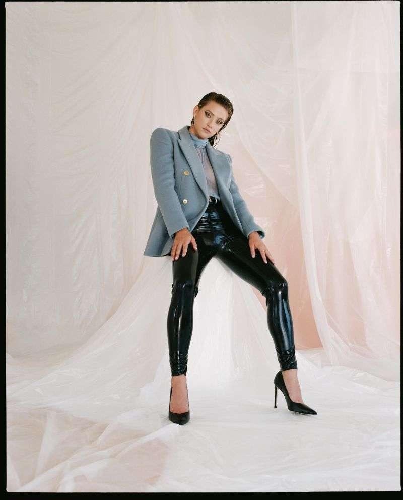 Lili Reinhart Hot PhotoShoot For Nylon 2020 HD