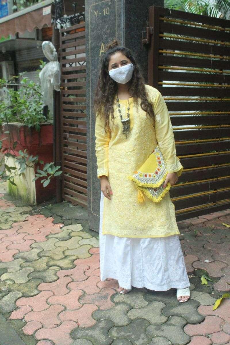 Rashmi Desai Photos At andheri HD