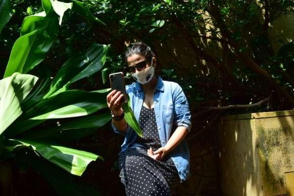 Vidya Balan Hot Pics at juhu HD