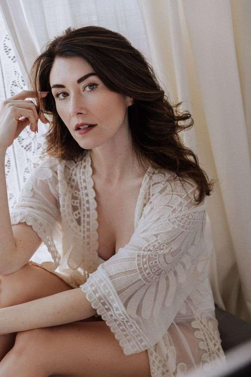 Jewel Staite Pics Of Kristine Cofsky Photoshoot HD