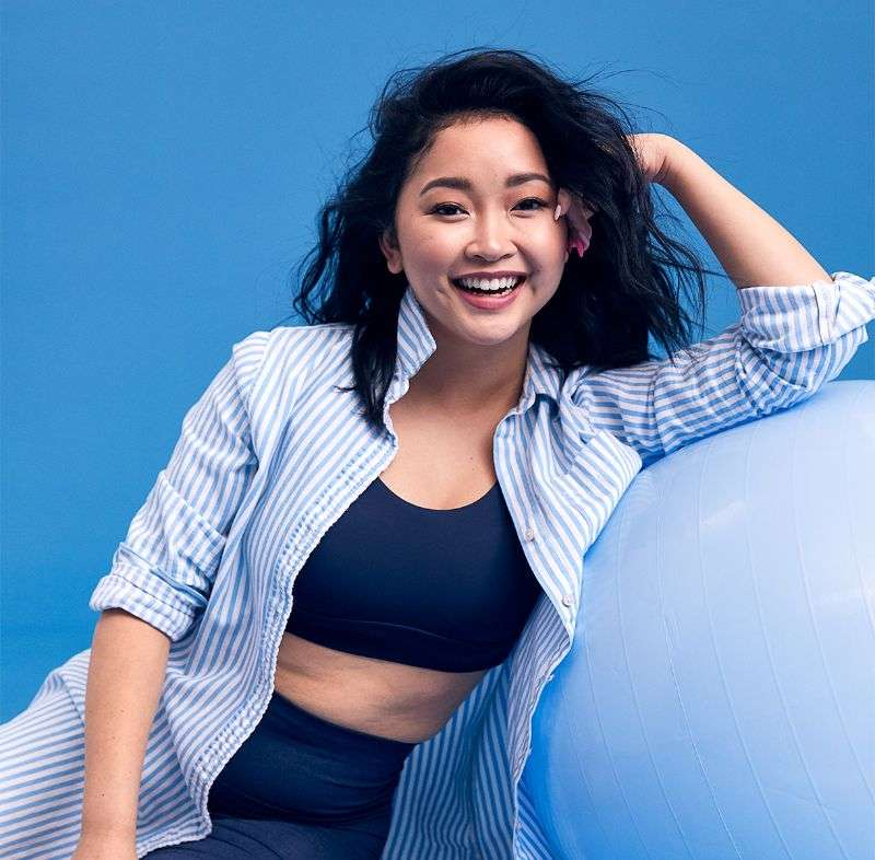 Lana Condor Pics of 2020 Aerie REAL Role Model photoshoot HD