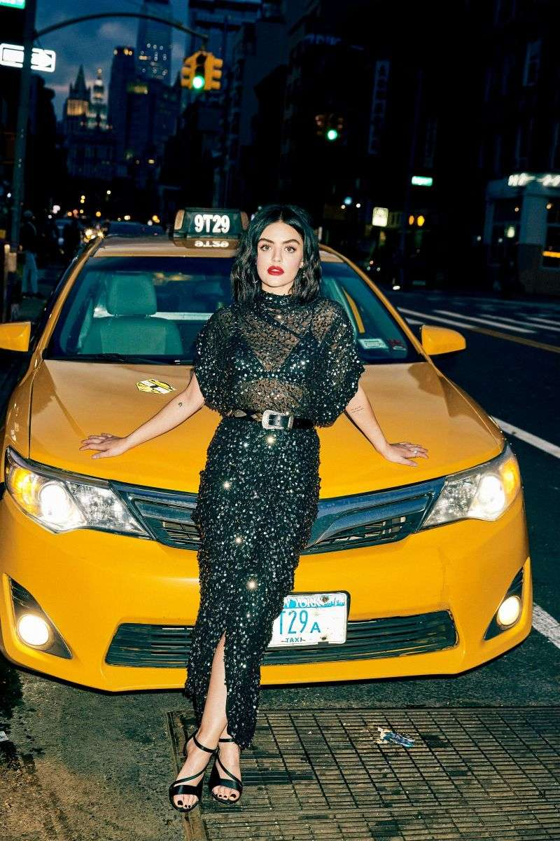 Lucy Hale Hot Pics Cosmopolitan Magazine 2020 HD