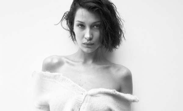 Bella Hadid Hot PhotoShoot For iD Magazine 2020 HD