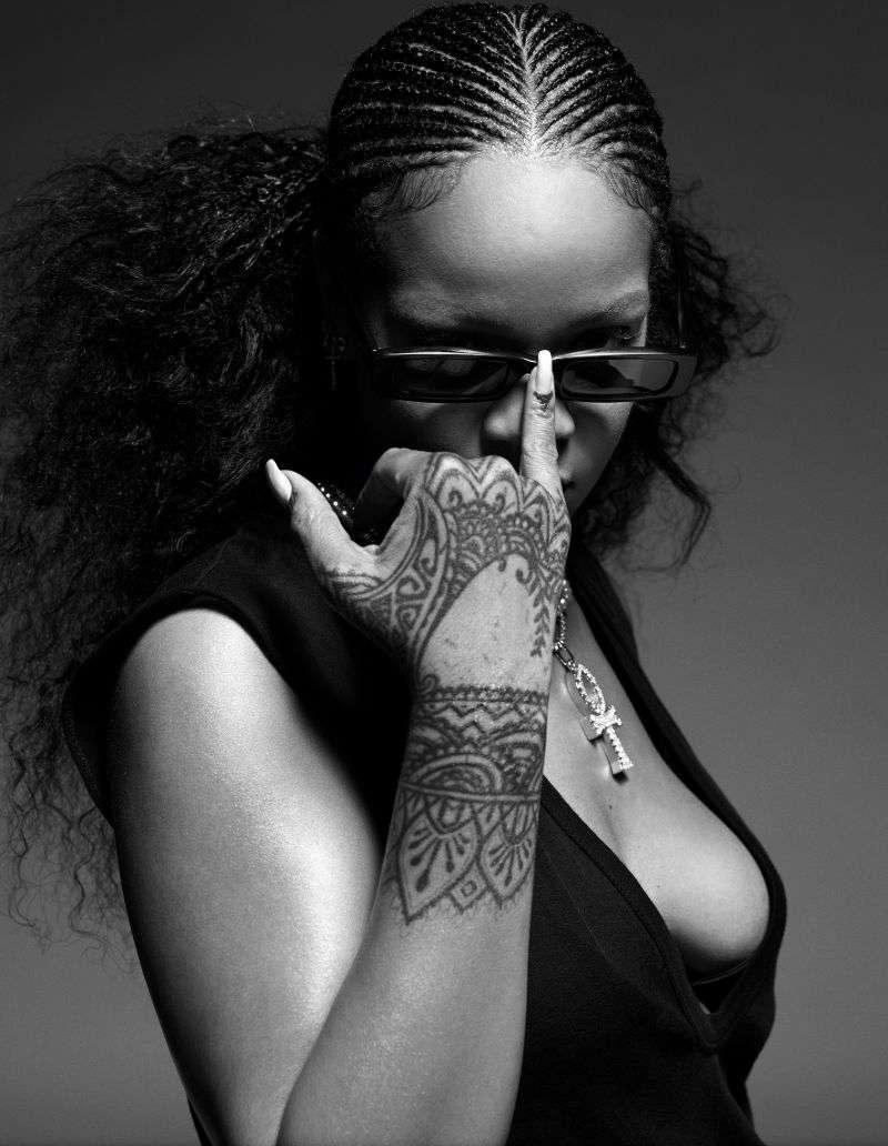 Rihanna iD Magazine by Mario Sorrenti 2020 HD