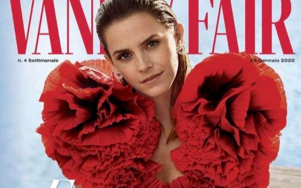 Emma Watson Hot PhotoShoot Pics For Vanity Fair Italia 2020 HD