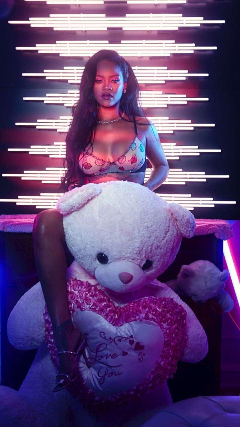 Rihanna lance sa collection Savage X Fenty spéciale Saint-Valentin HD