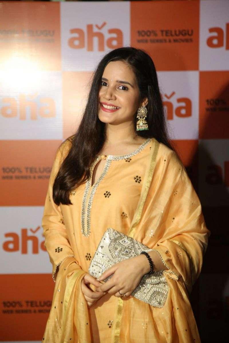 Actress ShivShakti Sachdev Hot Images Akhilam Prema Music Launch HD