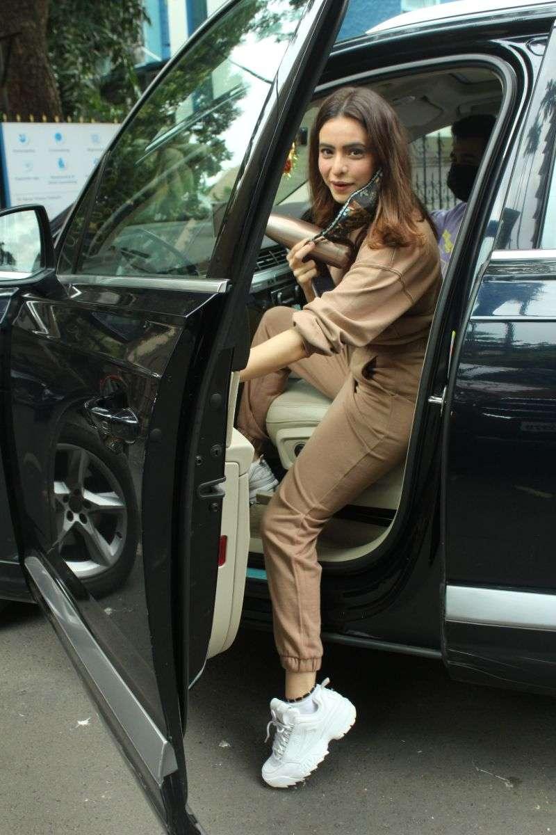 Amna Sharif Hot Images at andheri HD photos