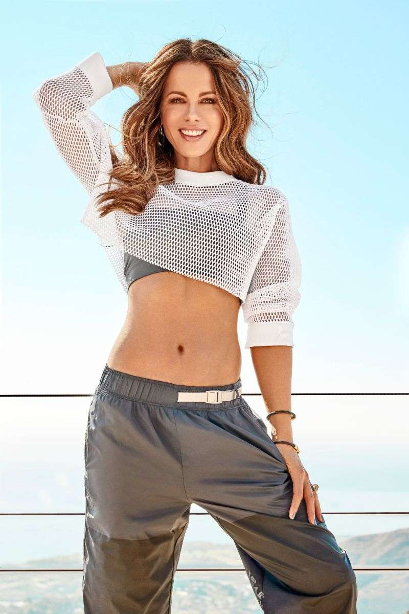 `Kate Beckinsale Hot Women's Health magazine 2020 HD Photos