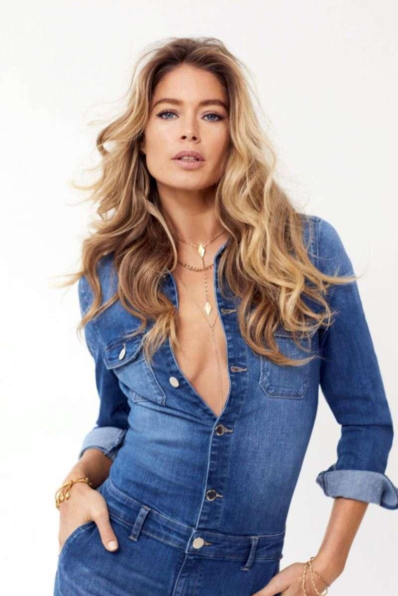 Doutzen Kroes pose pour la marque danoise de jeans Only HD