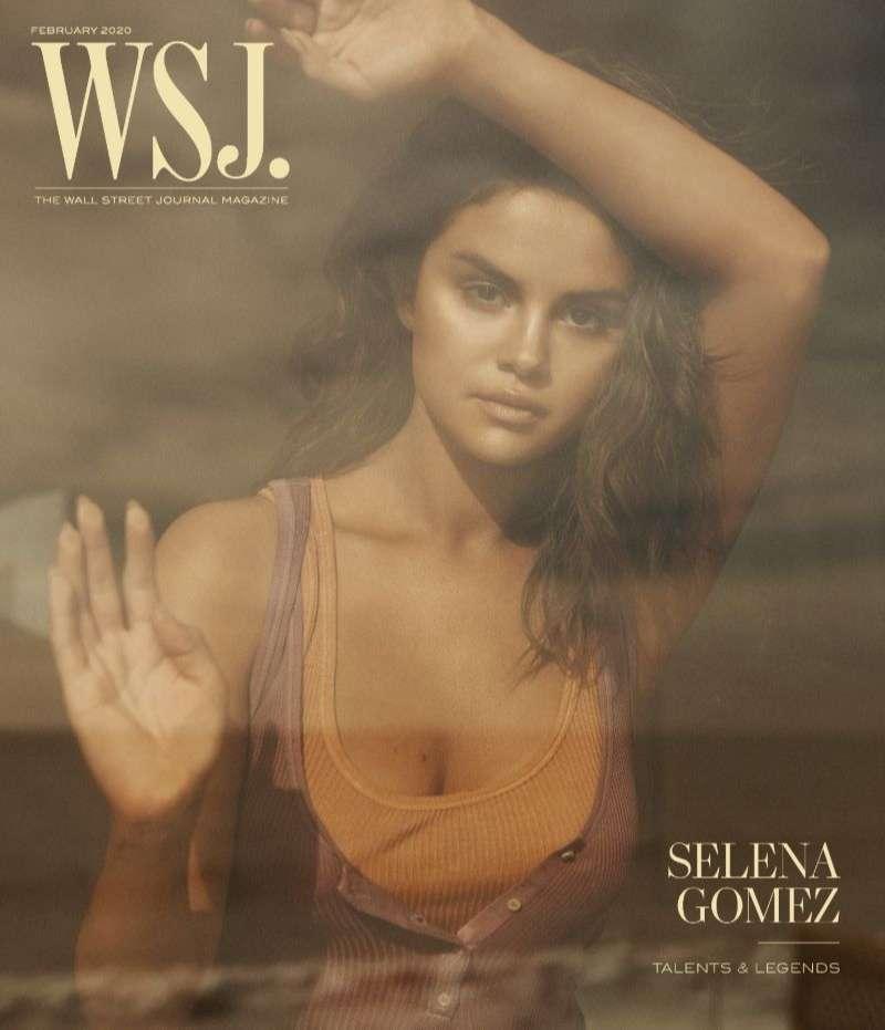 Selena Gomez Hot Photo SHoot For Wall Street Journal 2020 HD
