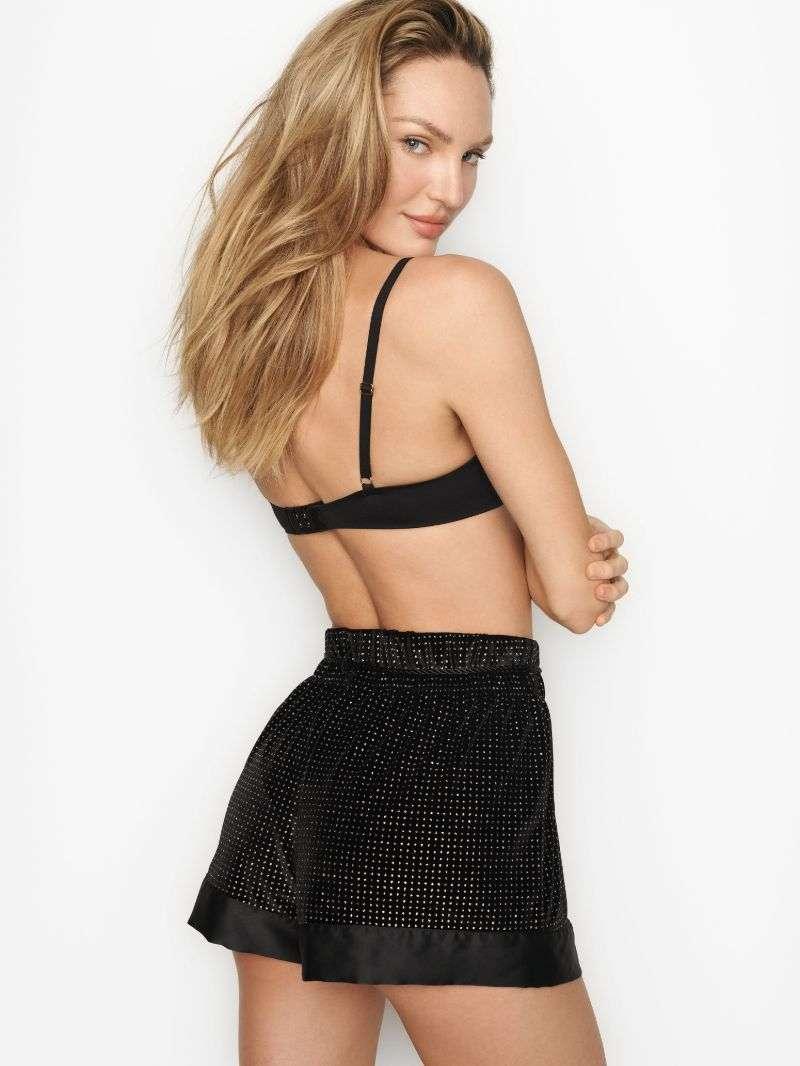 Candice Swanepoel Photoshoot For Victoria's Secret HD