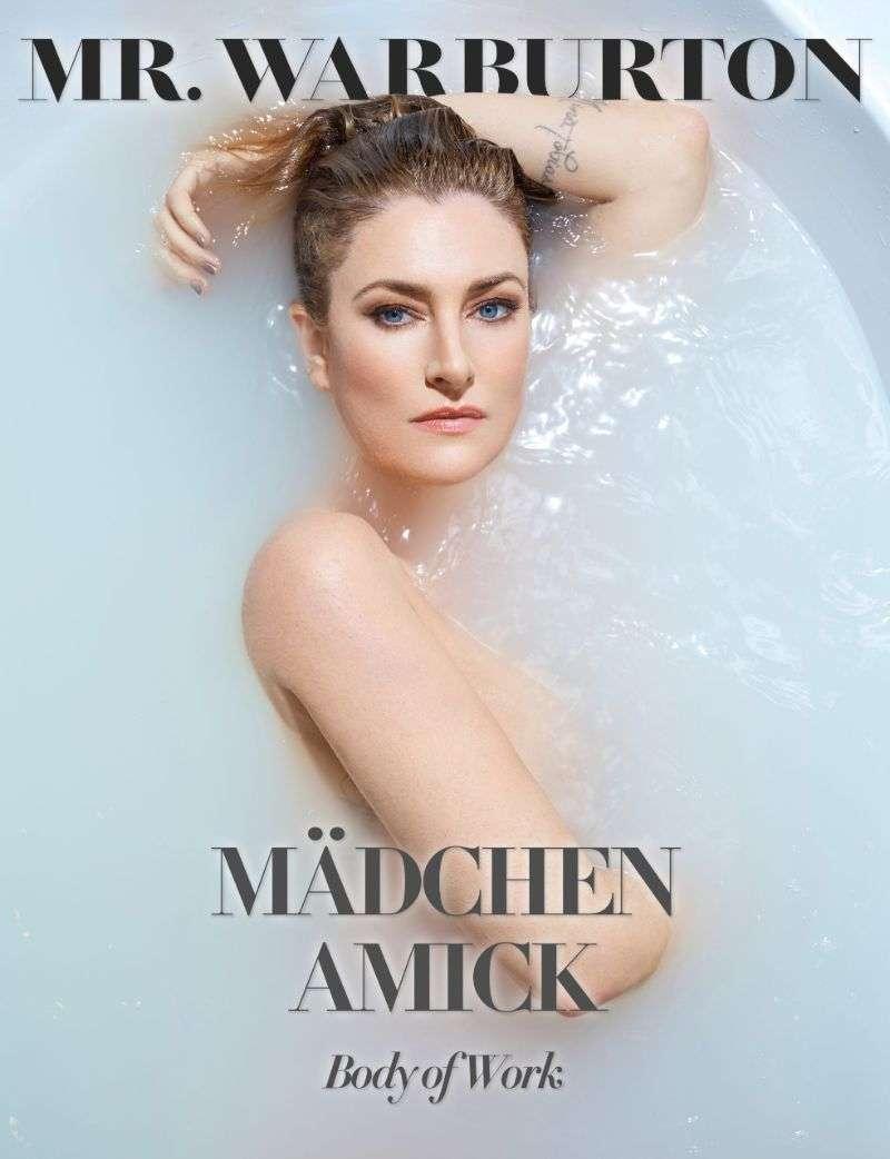 Mädchen Amick Hot PhotoShoot For Mr. Warburton Magazine HD