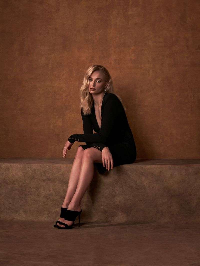 Sophie Turner Hot Photos Of 20th Century Fox Portraits by John Russo HD