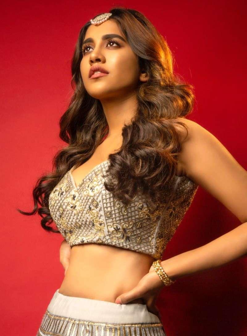 Nabha Natesh Hot Photos of Nithin's Andhadhun remake HD