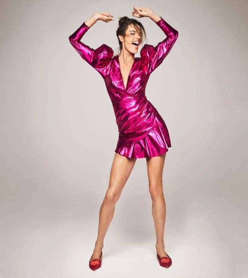 Alessandra Ambrosio Hot PhotoStills spring summer 2020 HD