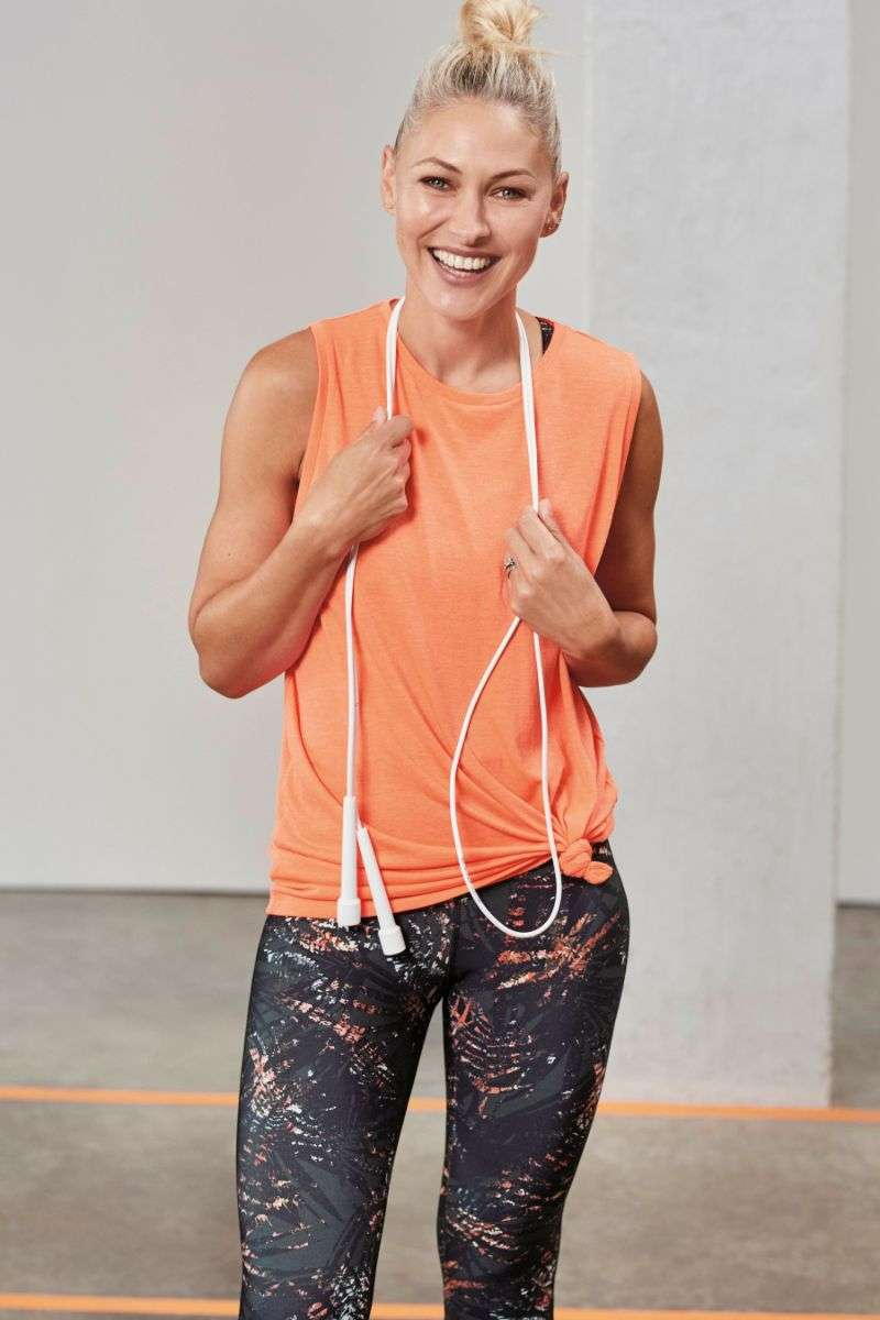 Emma Willis Hot Sportswear Collection with Next 2019 HD