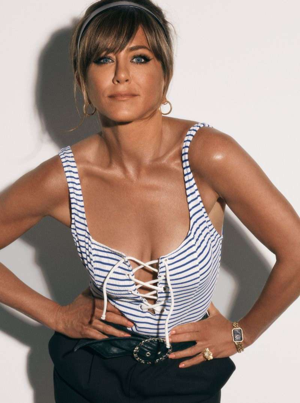 Jennifer Aniston Hot PhotoShoot For Michael Thompson InStyle HD