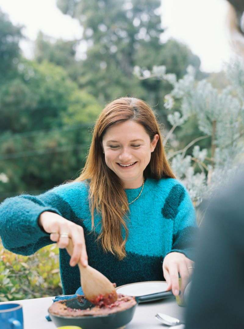 Bonnie Wright Hot PhotoShoot For Canyon Coffee by Justin Chung HD