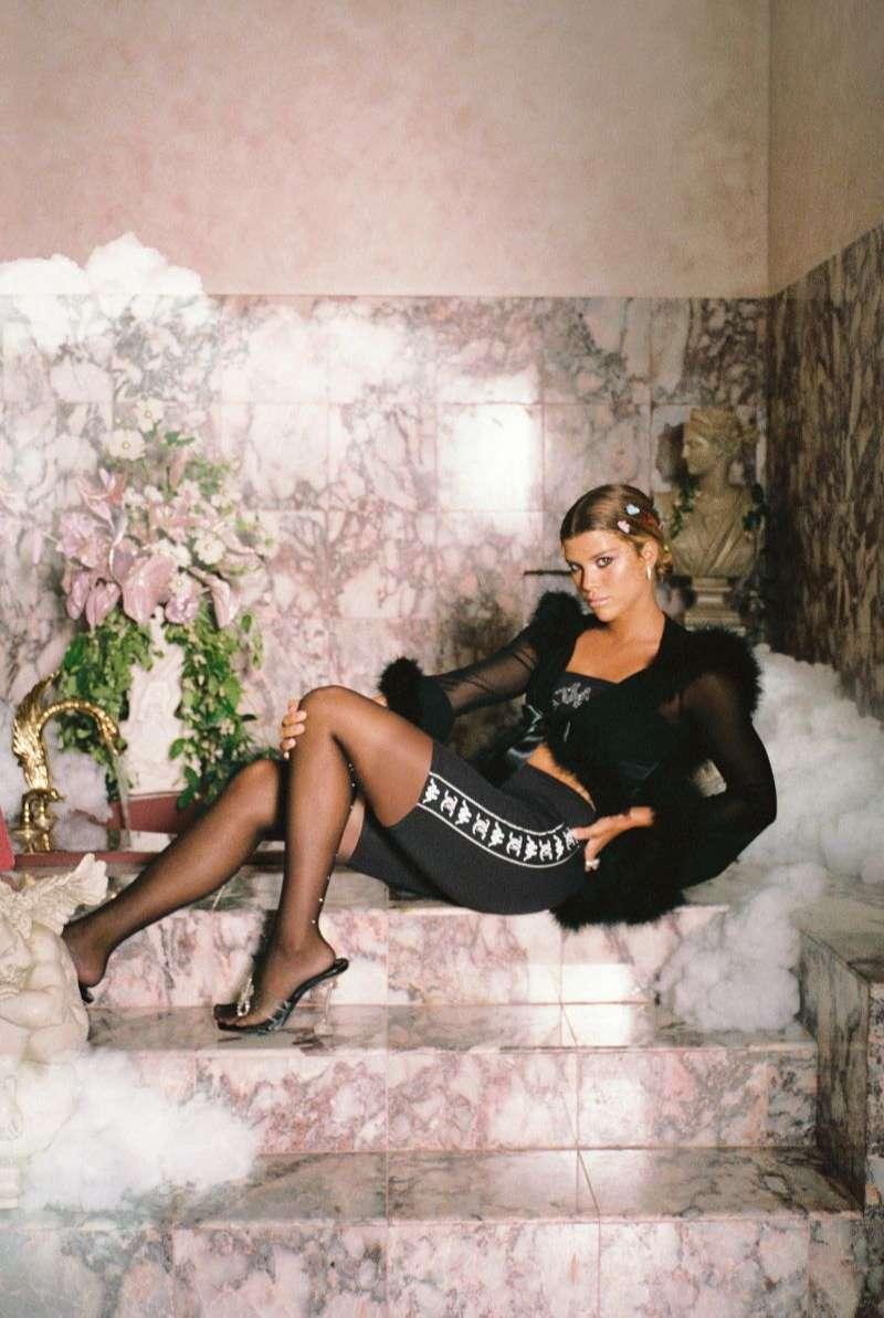 Sofia Richie Hot PhotoShoot For Italian sportswear brand Kappa and Los Angeles HD
