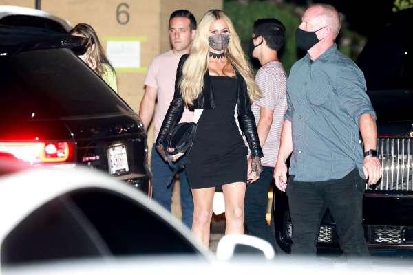 Paris Hilton Latest Hot Pics with her boyfriend Carter Reum in Malibu HD
