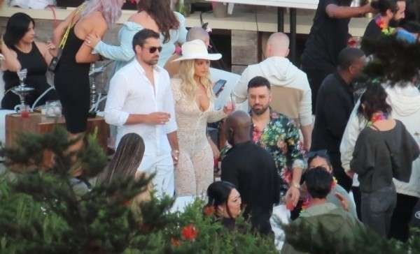 Bebe Rexha Photos Of house party in Malibu California HD