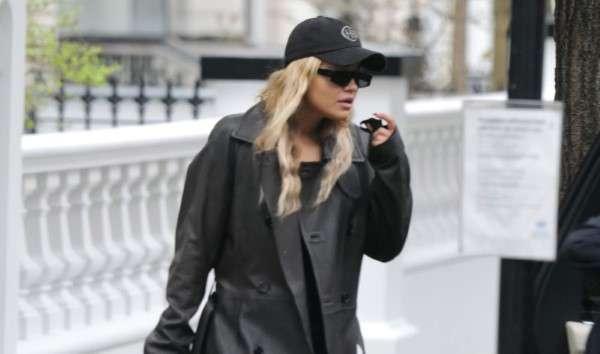 Rita Ora Stylish Pics In London HD