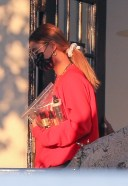 Hailey Bieber Cute Images At salon in West Hollywood HD